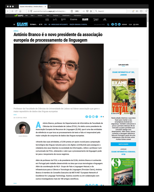 António Horta Branco