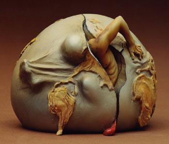 Salvador Dali - Nascimento do Novo Homem