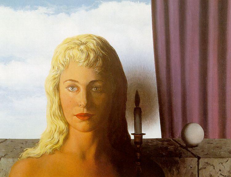 Magritte - A Fada Ignorante