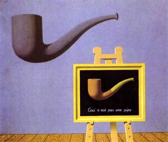 Magritte - Dois Mistérios, 1966