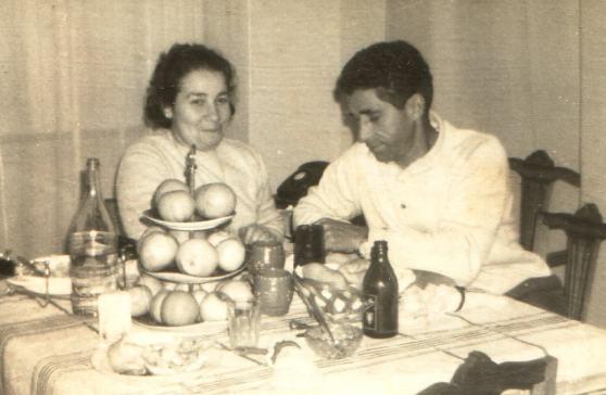 Algés, anos 60