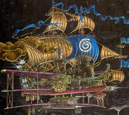 Luis Bacharel - Nocturna, a máquina fantástica