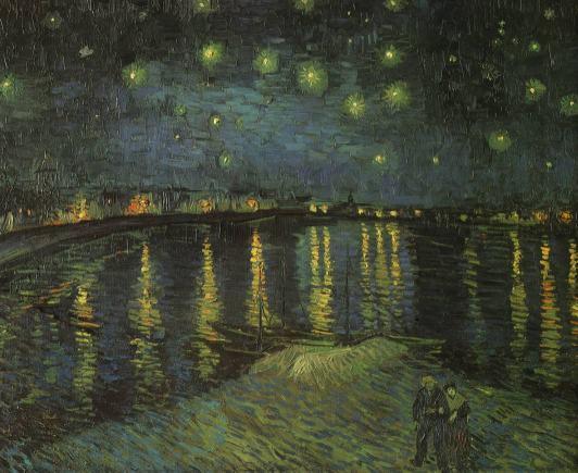Vah Gogh - Noite Estrelada