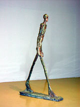 Walking Man - Giacometti(1960)