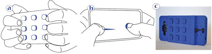 Hybrid Brailler prototype